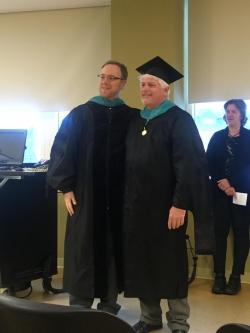 December 2015 Hooding Ceremony